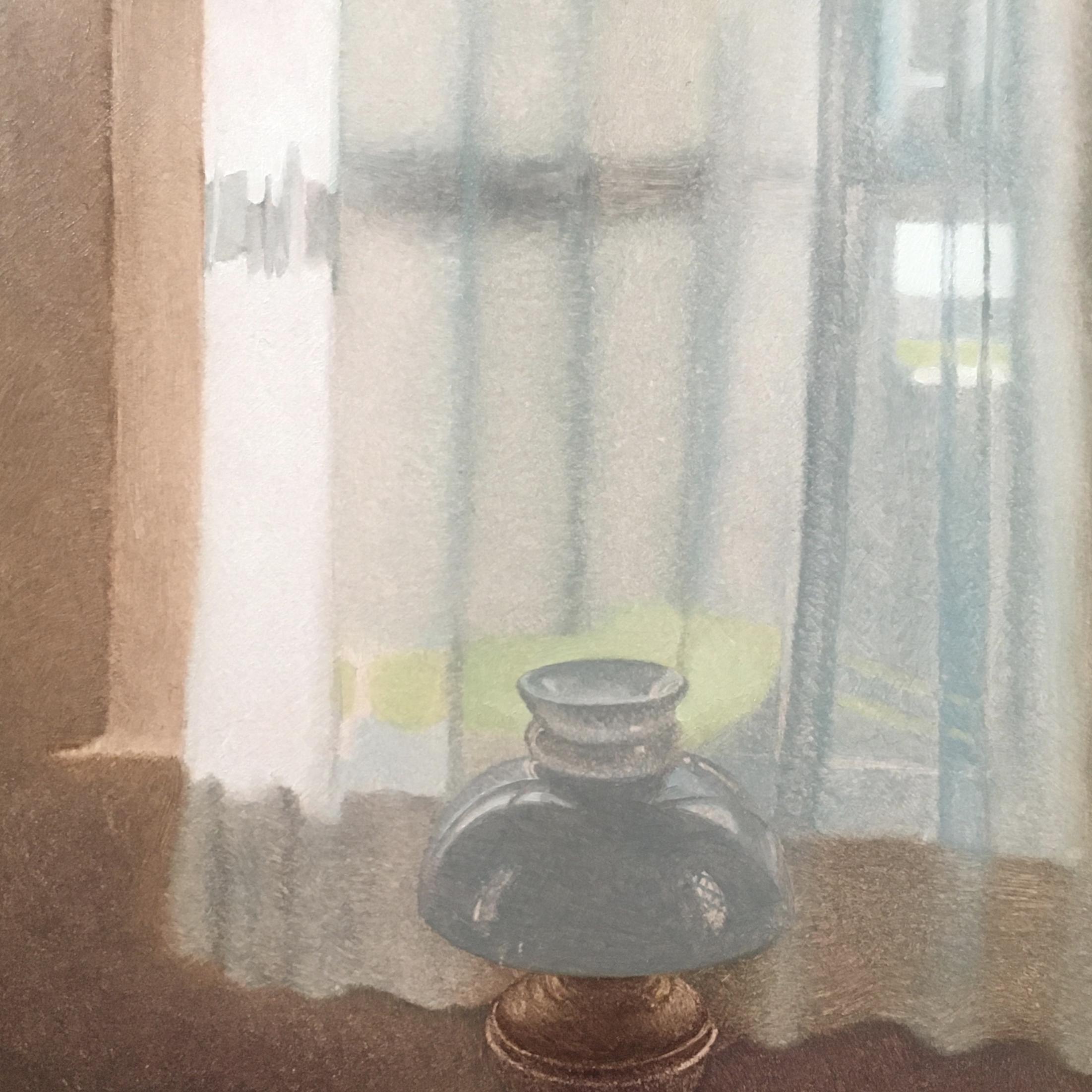 Baumgarten Lamp by Window Study 2019